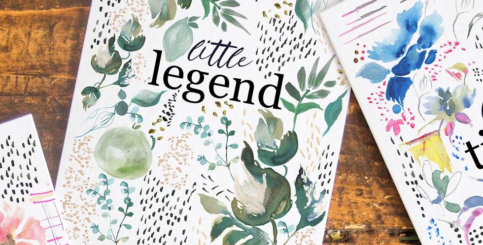 Little Legend Postcard