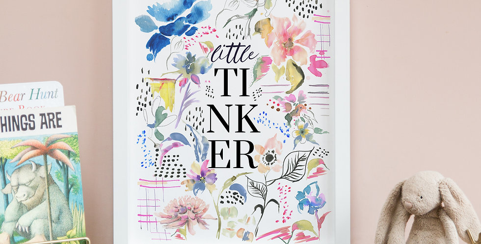 Little Tinker Print