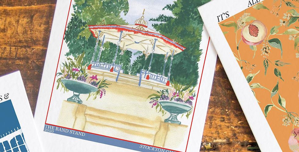 Ropner Park Postcard