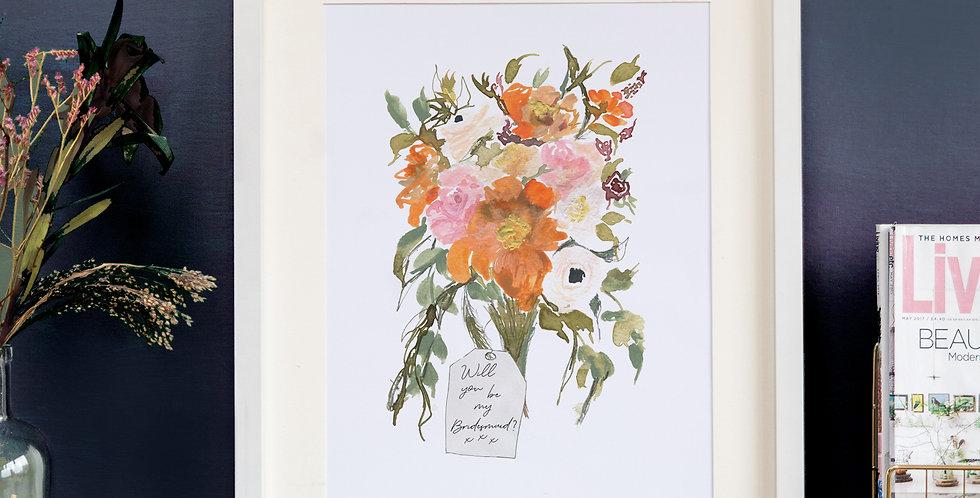 Note Card - Verity Bouquet