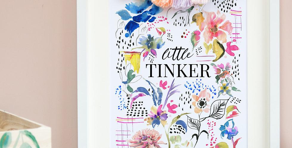 Little Tinker Print