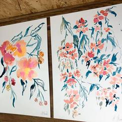 Bespoke Fabric Print for Bobby Bailey Bear