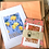 Thumbnail: A5 Peaches Notebook & Postcard Gift Set