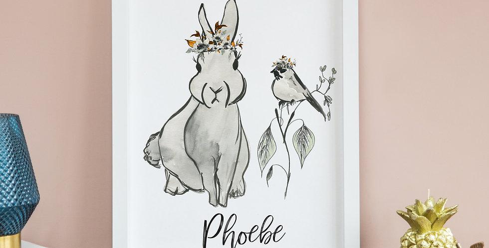 Bunny & Bird