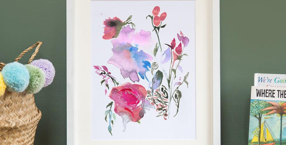 Alice's Fantasy Floral