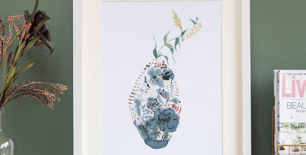 Hope - Vase Print