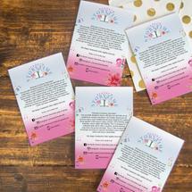 Sensory Storytime Leaflets