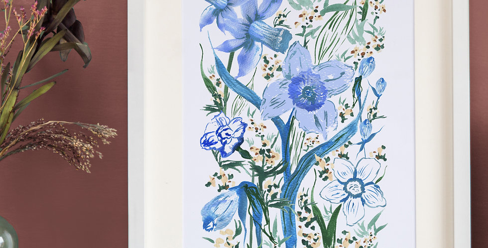 Daffodils - Fine Art Floral