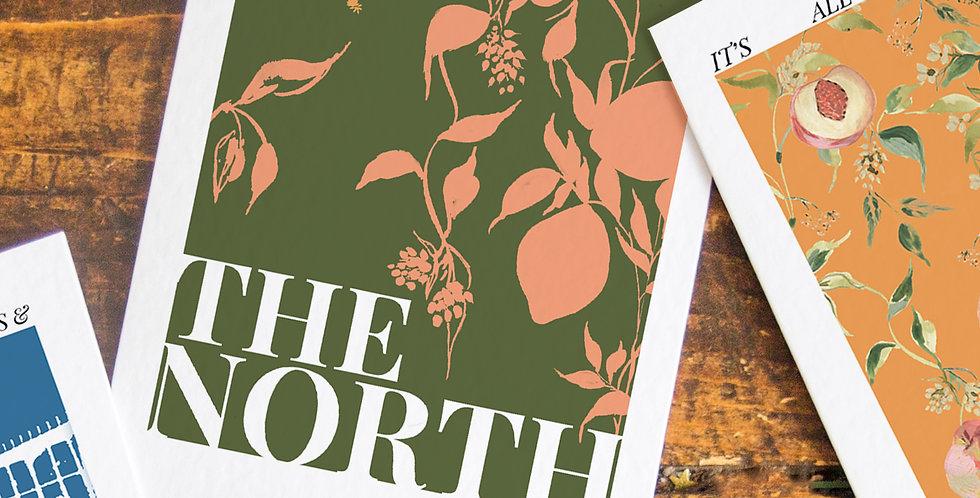The North - Postcard