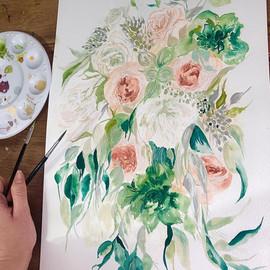 Bespoke A3 Bouquet