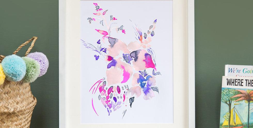 Hetty's fantasy floral