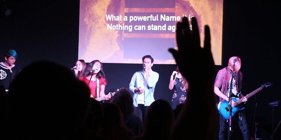 Guest Worship at the Phoenix Dream Center