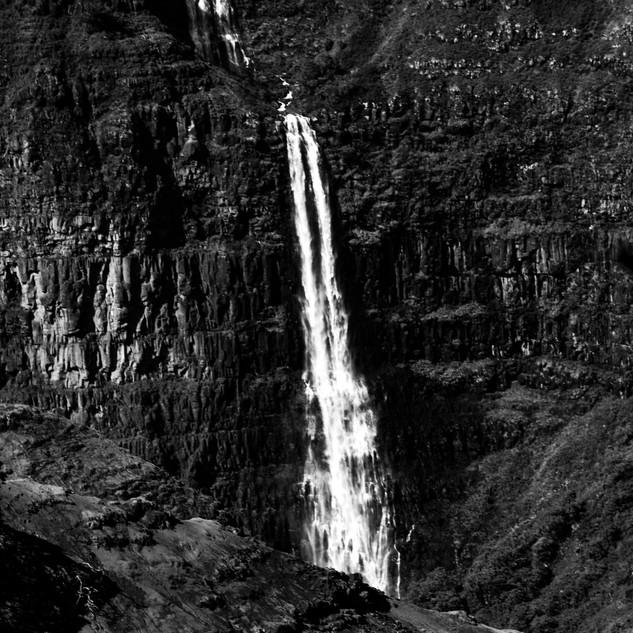 Waipoo Falls Close Up