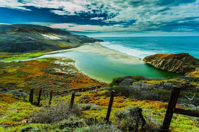 TheLittle Sur Riverin Big Sur