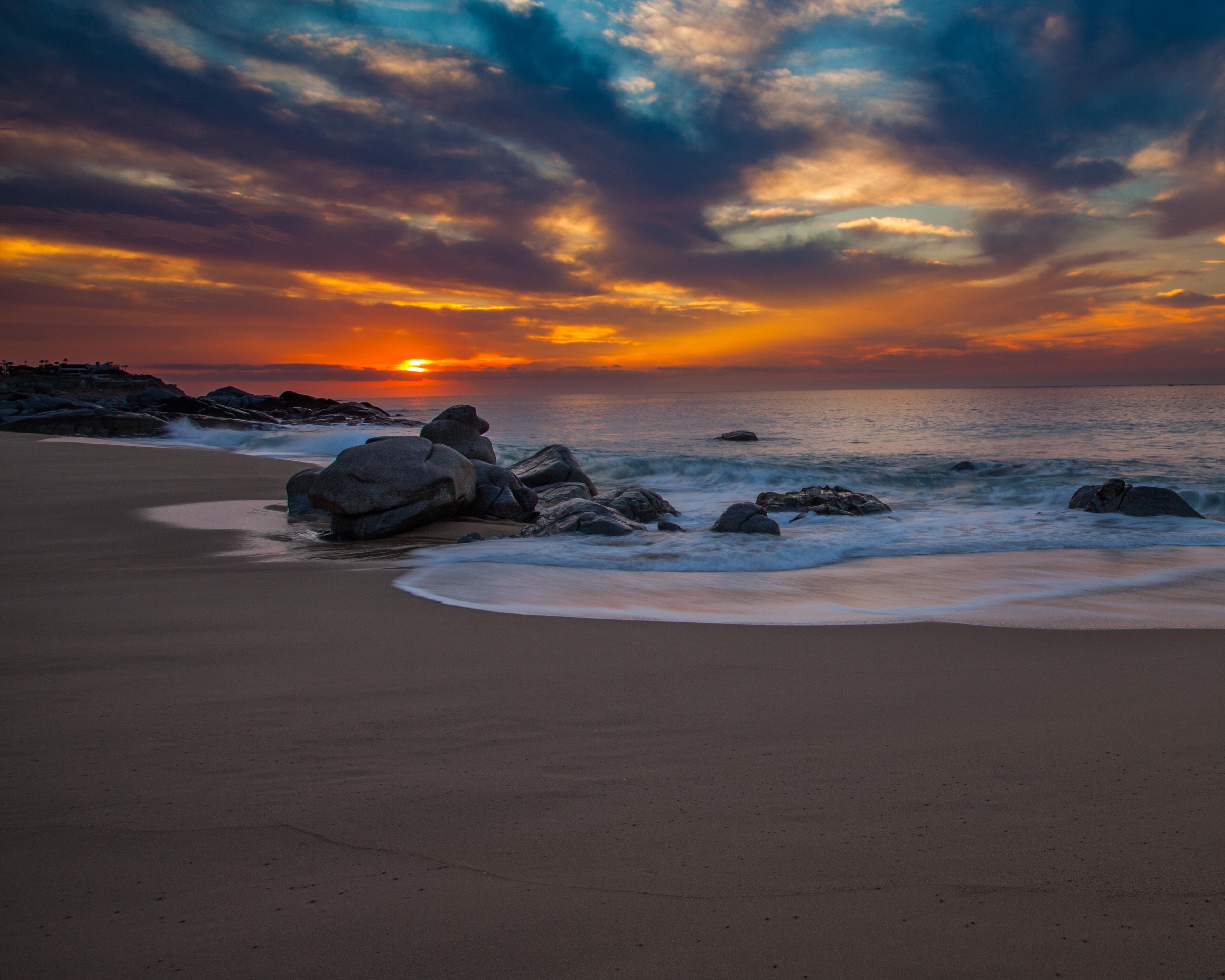 Sunrise, Cabo San Lucas, Mexico