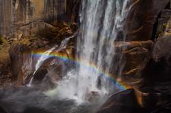 Rainbow Vernal Falls, Yosemite