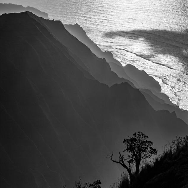 Napali Cloud Reflection