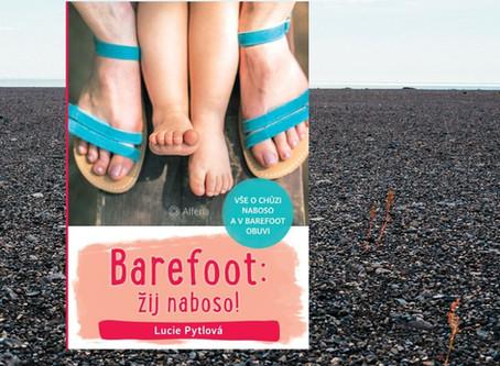 Kristýna Lajmarová nejen o botách v knize Barefoot: žij na boso!