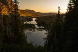 Twin Lakes, Mammoth Lakes