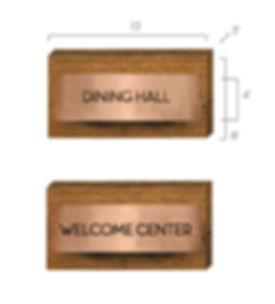 Terra EGD Building signage