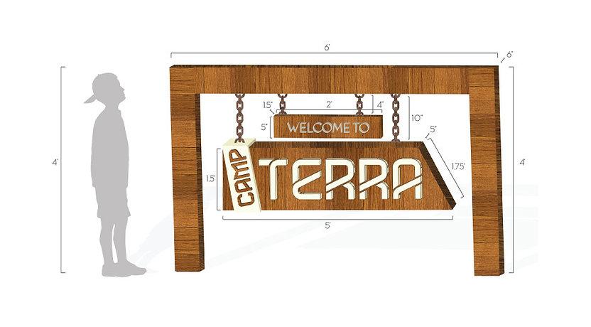 Terra EGD Entrance