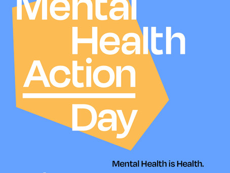 Mental Health Action Day