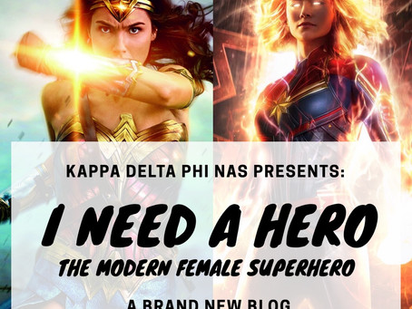 I Need A Hero: The Modern Female Superhero