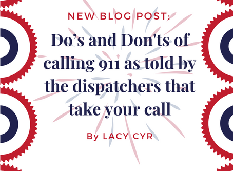 """""""Call 911""""  Do's and Don'ts of calling 911 as told by the dispatchers that take your call"""