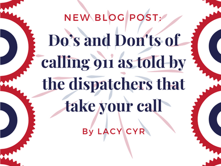 """Call 911""  Do's and Don'ts of calling 911 as told by the dispatchers that take your call"