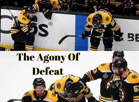The Agony of Defeat