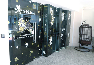 Asia's First tokidoki Themed Pop-up Hotel – Quay Hotel