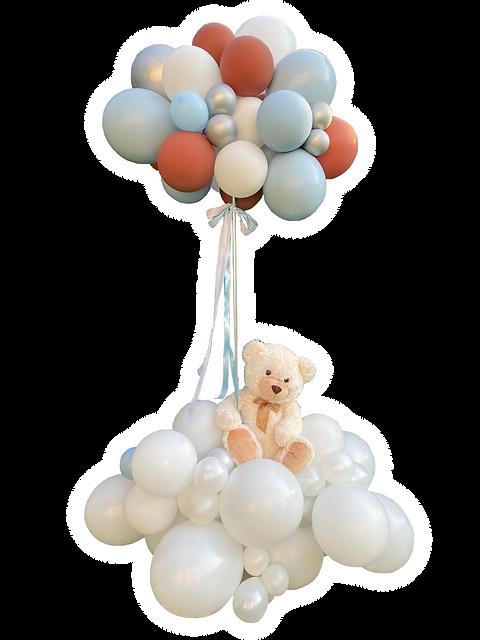 Luftballon Dekoration Animation Dekoration Shows Kindergeburstag