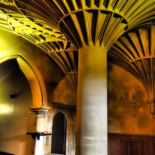 Amy Hutchings - Vaulted Hall