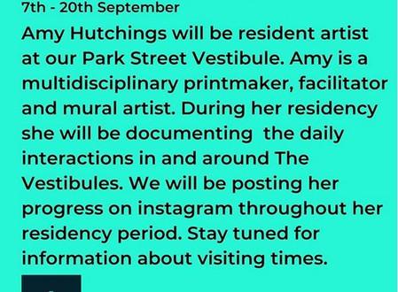 Centrally Drawn - Artist Residency