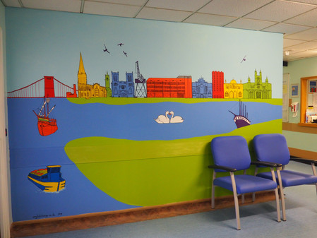 New Look at the Eye Hospital