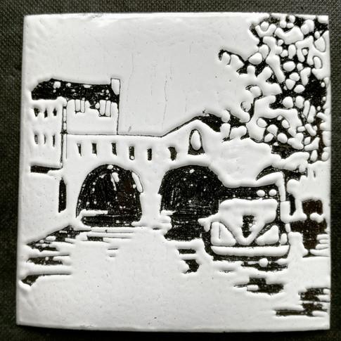 Amy Hutchings - Pulteney Bridge, Bath