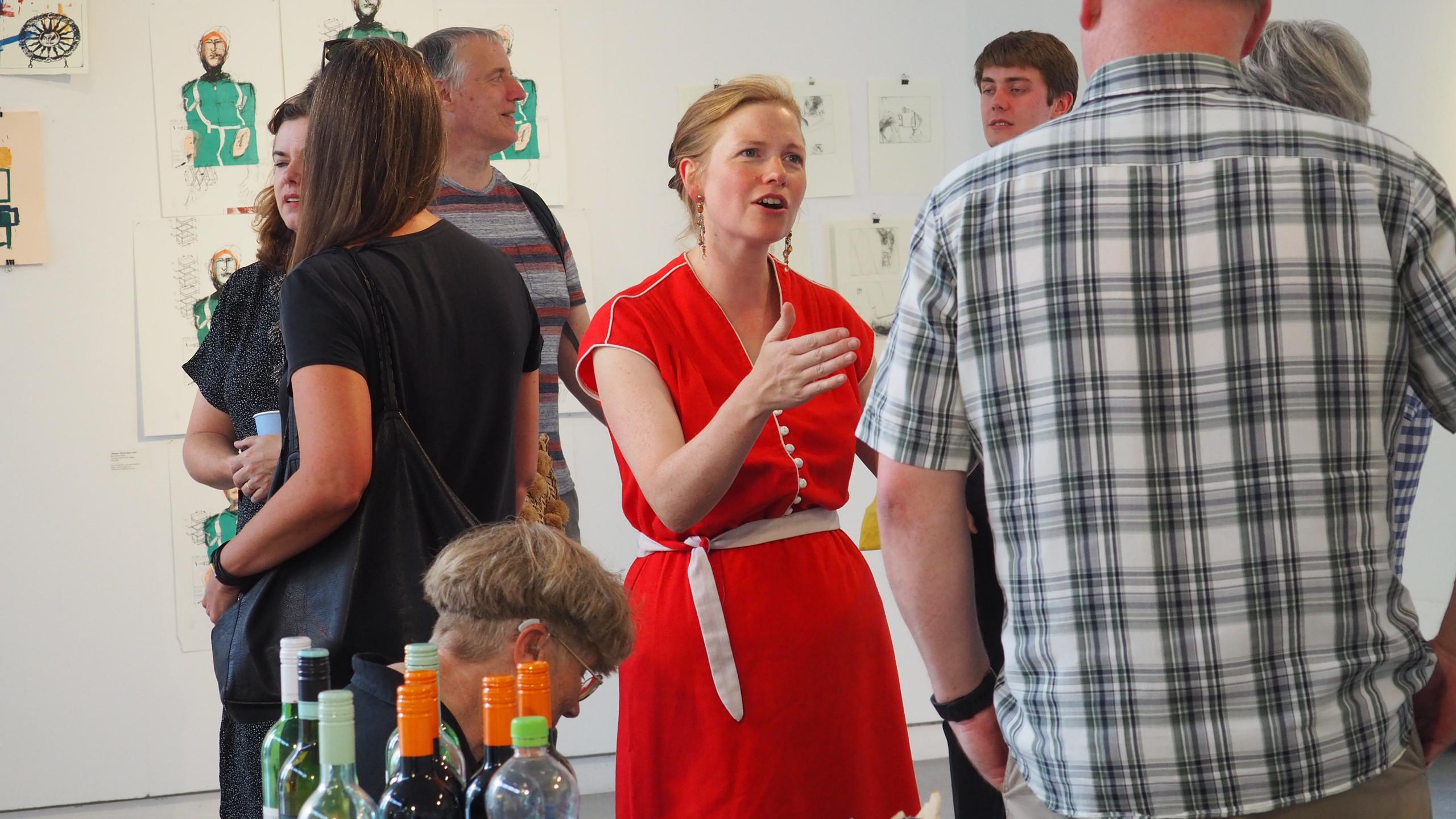 Amy Hutchings - Ruth Ander at PV