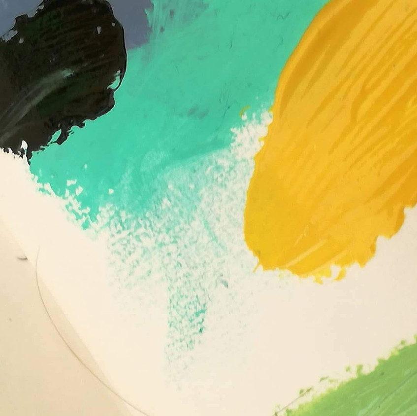 Amy Hutchings - Colour sampling