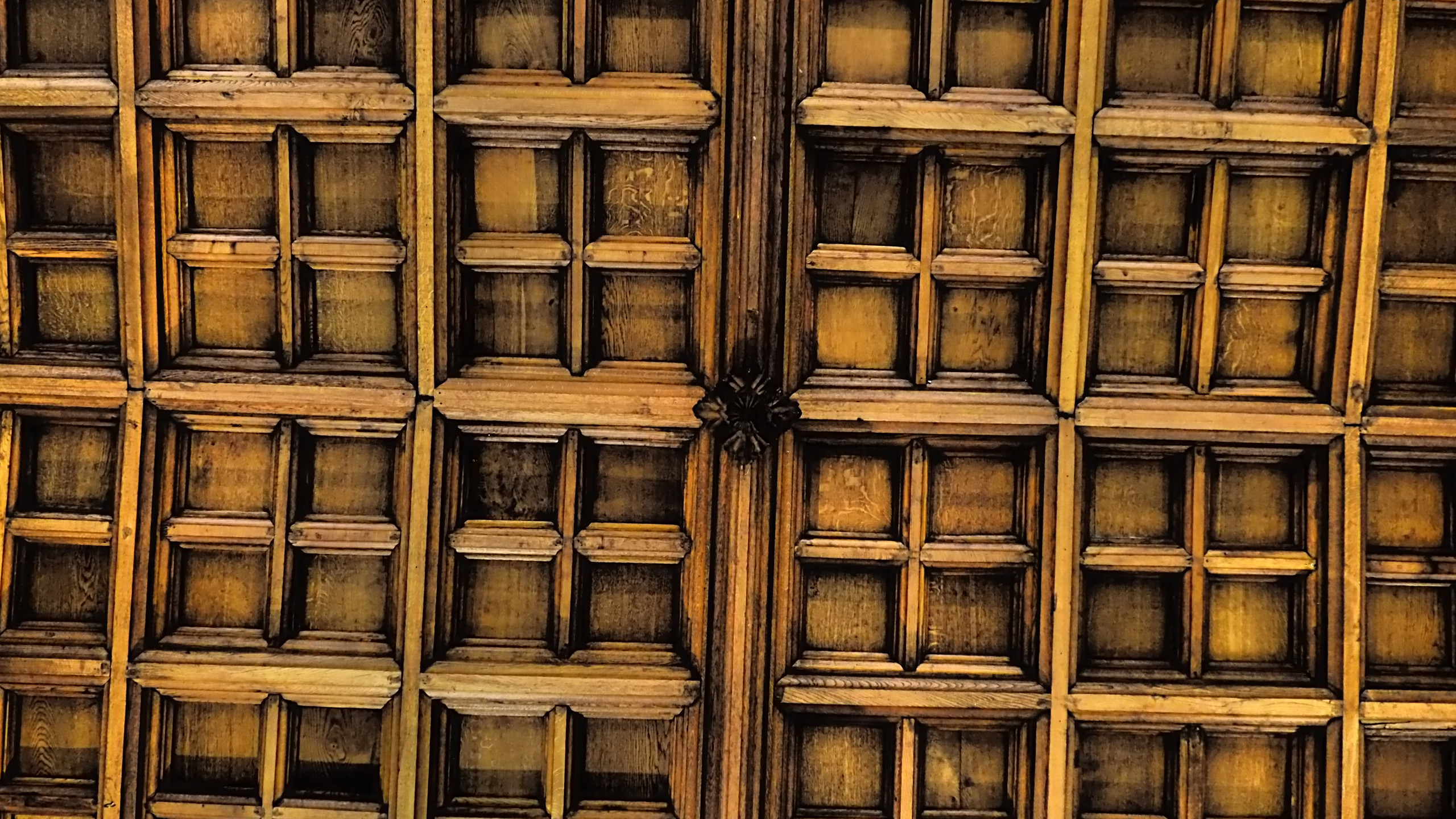 Amy Hutchings - Wooden Ceiling
