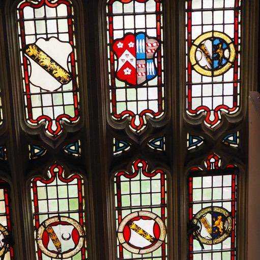 Amy Hutchings - Window Detail