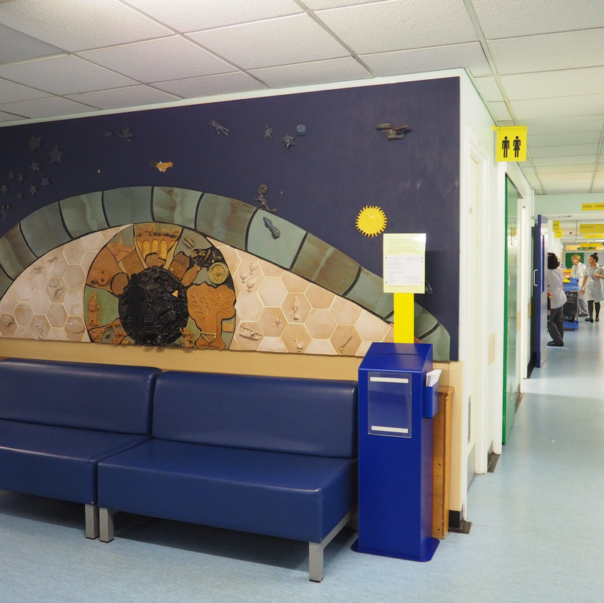 Amy Hutchings - Old BEH mural 1