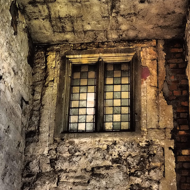 Amy Hutchings - Tudor Window