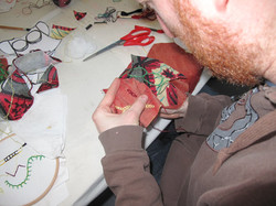 voodon't valentine workshop