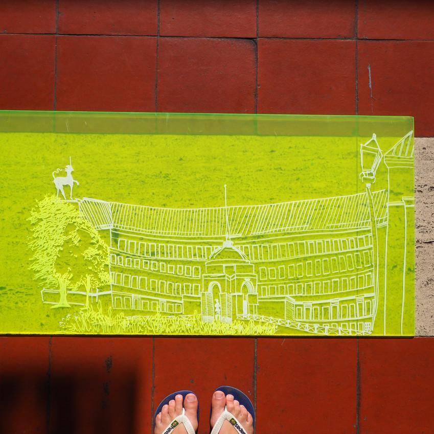 Amy Hutchings - City Hall