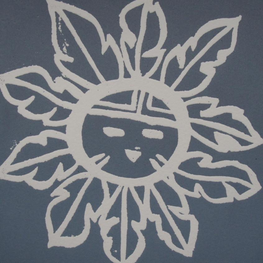 Amy Hutchings - Sun Man shines