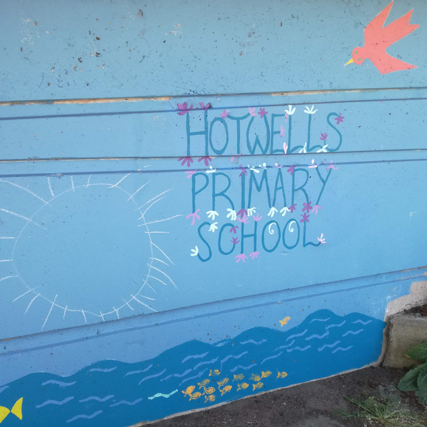 Amy Hutchings - Hotwells Primary