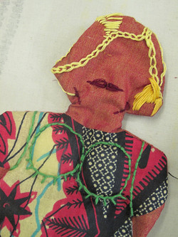 voodon't valentine doll workshop