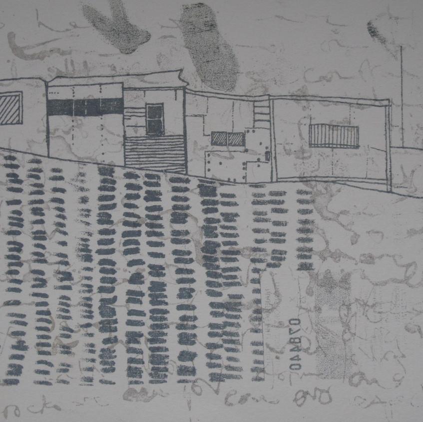Amy Hutchings - fishing huts
