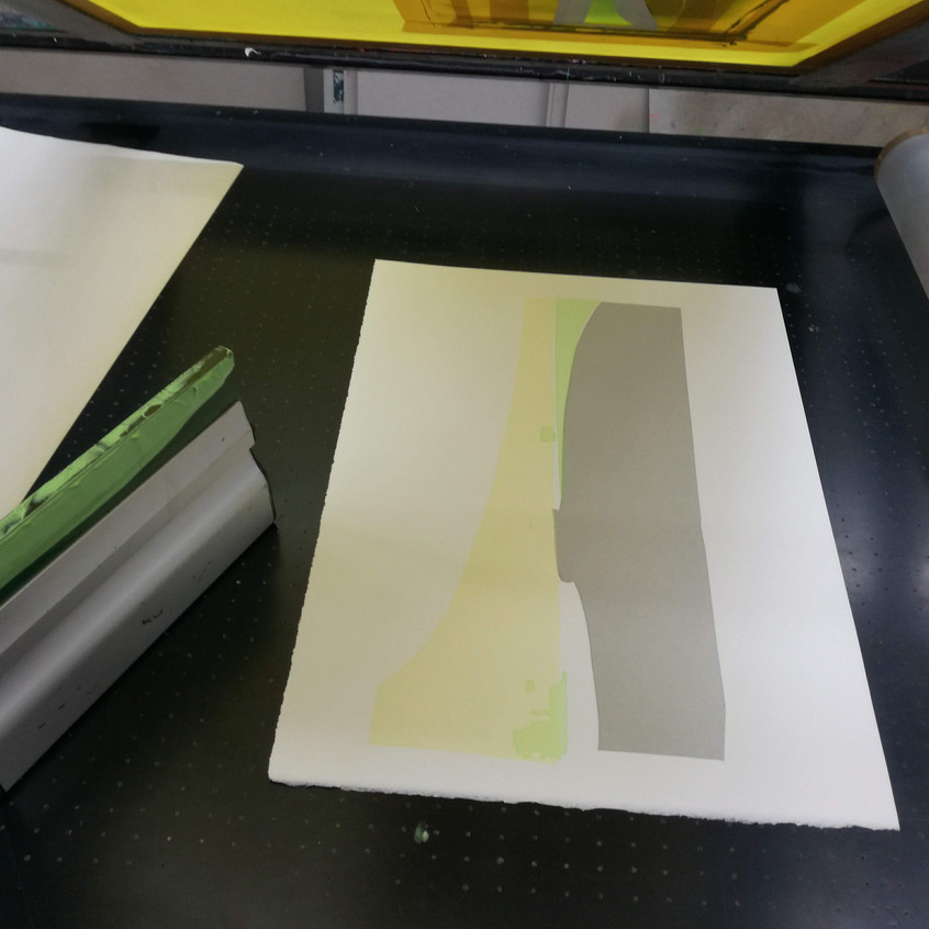 Amy Hutchings - Printing