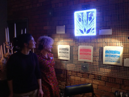 Pint of Science exhibition launch
